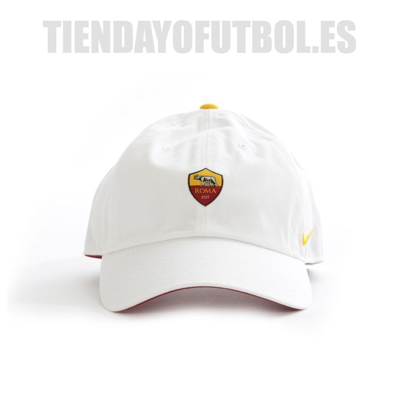 Gorra A S Roma blanca 2018 19 Nike. Loading zoom a11f28a3449