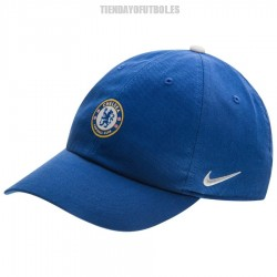 Gorra oficial Chelsea azul 2Nike