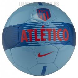 Balón oficial  Atlético de Madrid 2018/19   azul Nike