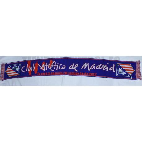 Bufanda Atlético de Madrid -3