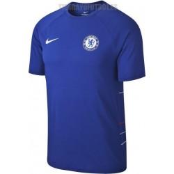 Camiseta oficial Chelsea paseo azul Nike
