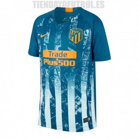 camiseta atletico de madrid bebe
