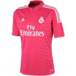 Camiseta oficial 2ª fucsia oficial Real Madrid CF