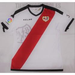 Camiseta oficial   1ª   Rayo Vallecano de Madrid  2018/19 Kelme