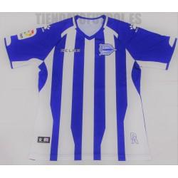 Camiseta oficial 1ª Deportivo Alaves 2018/19 Kelme