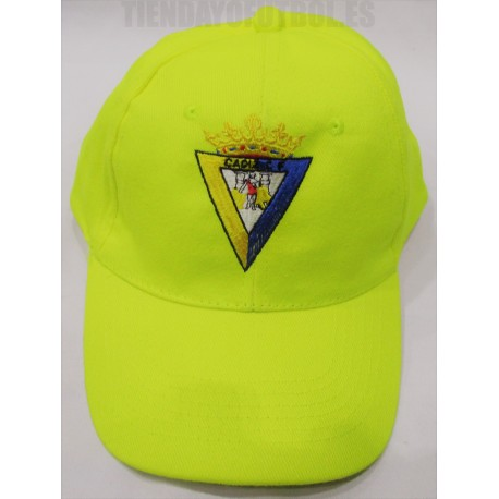 Gorra oficial Cadiz