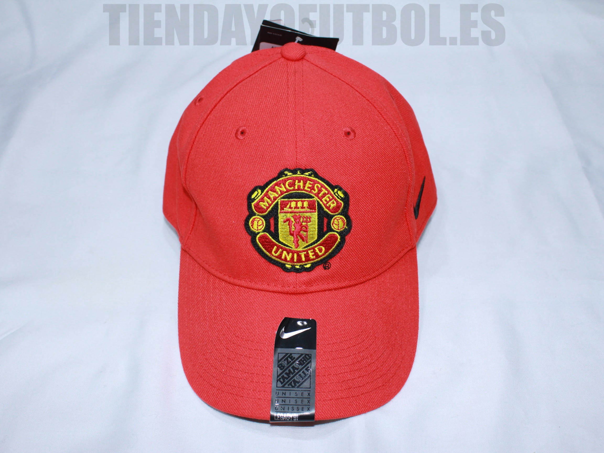 Gorra del Manchester United  0d35508cb32