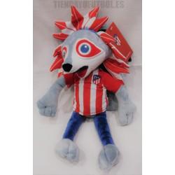 Peluche oficial indi Atlético de Madrid