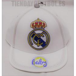 Gorra oficial Real Madrid bebe