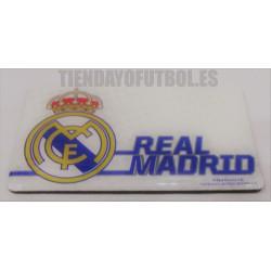 Imán oficial escudo Real Madrid CF