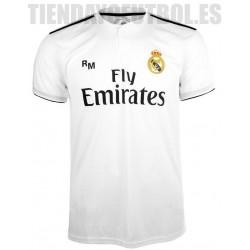 Camiseta 1º 2018/19 Real Madrid CF RM