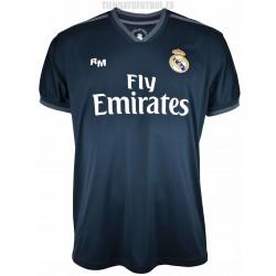 Camiseta 2º Jr. 2018/19 Real Madrid CF RM