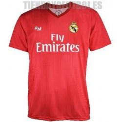 Camiseta 3º Jr. 2018/19 Real Madrid CF RM