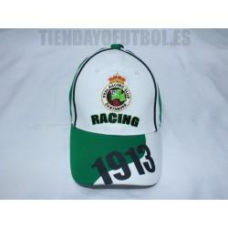 Gorra del Racing de Santander