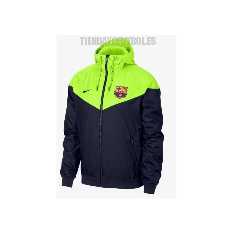 Sudadera -cortavientos oficial FC Barcelona Nike 2018 19. Loading zoom 24d505baa6e74