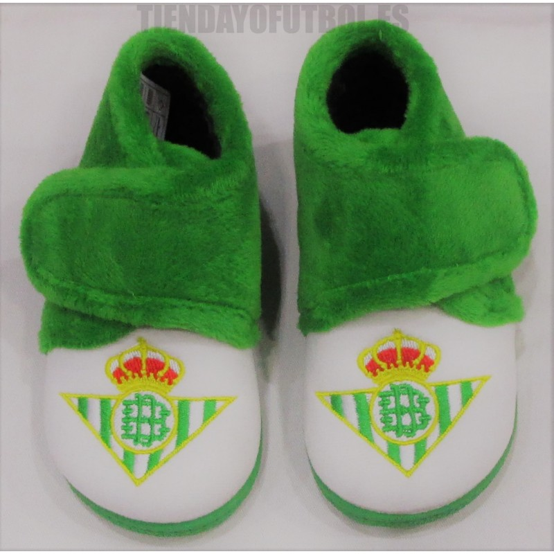 49c1d599 Betis zapatillas bebe | bebe zapatillas casa |zapatillas oficiales Betis