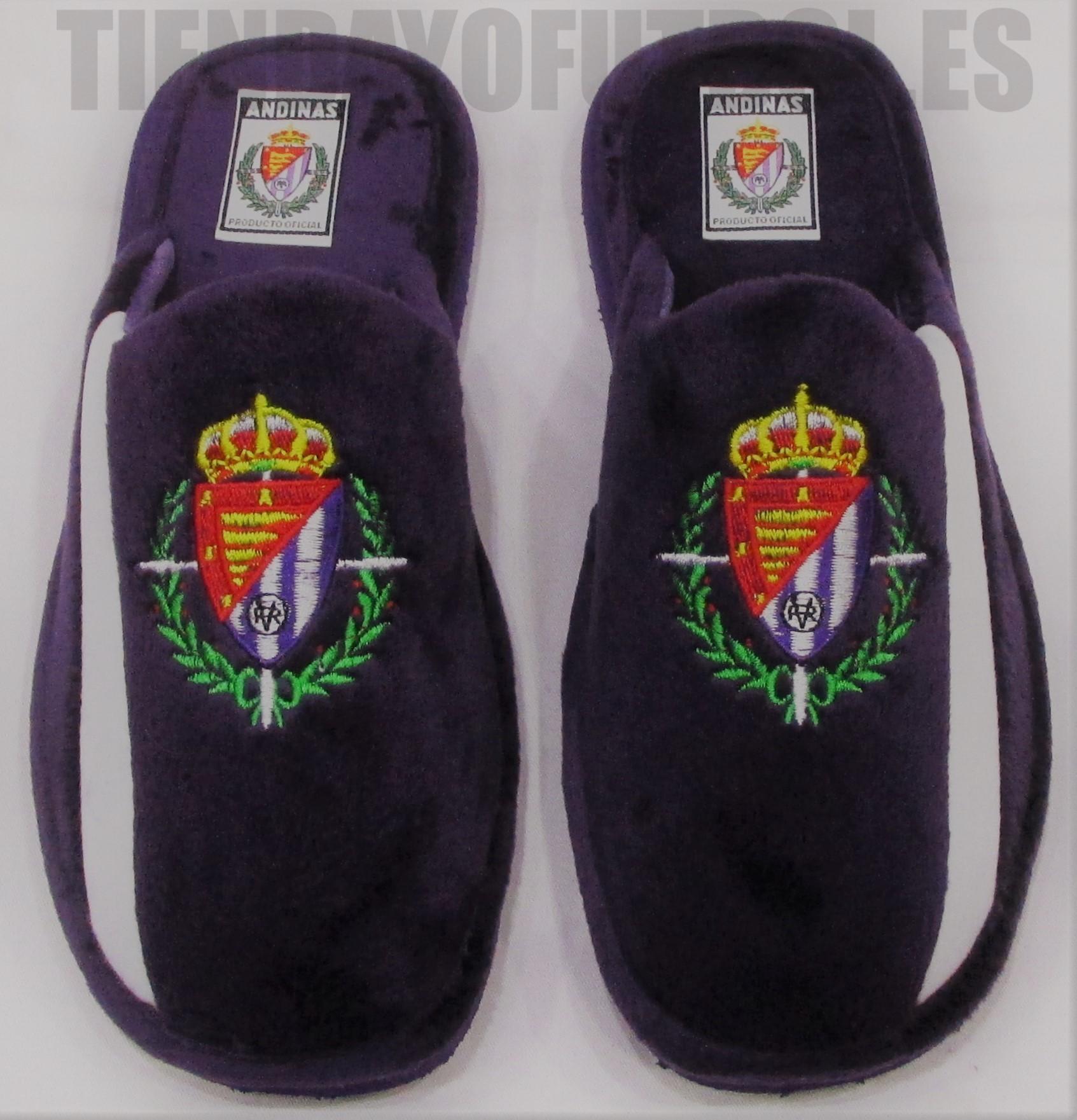 2705d433 Valladolid Zapatillas casa | Zapatillas oficiales Valladolid | Zapatillas  casa Valladolid
