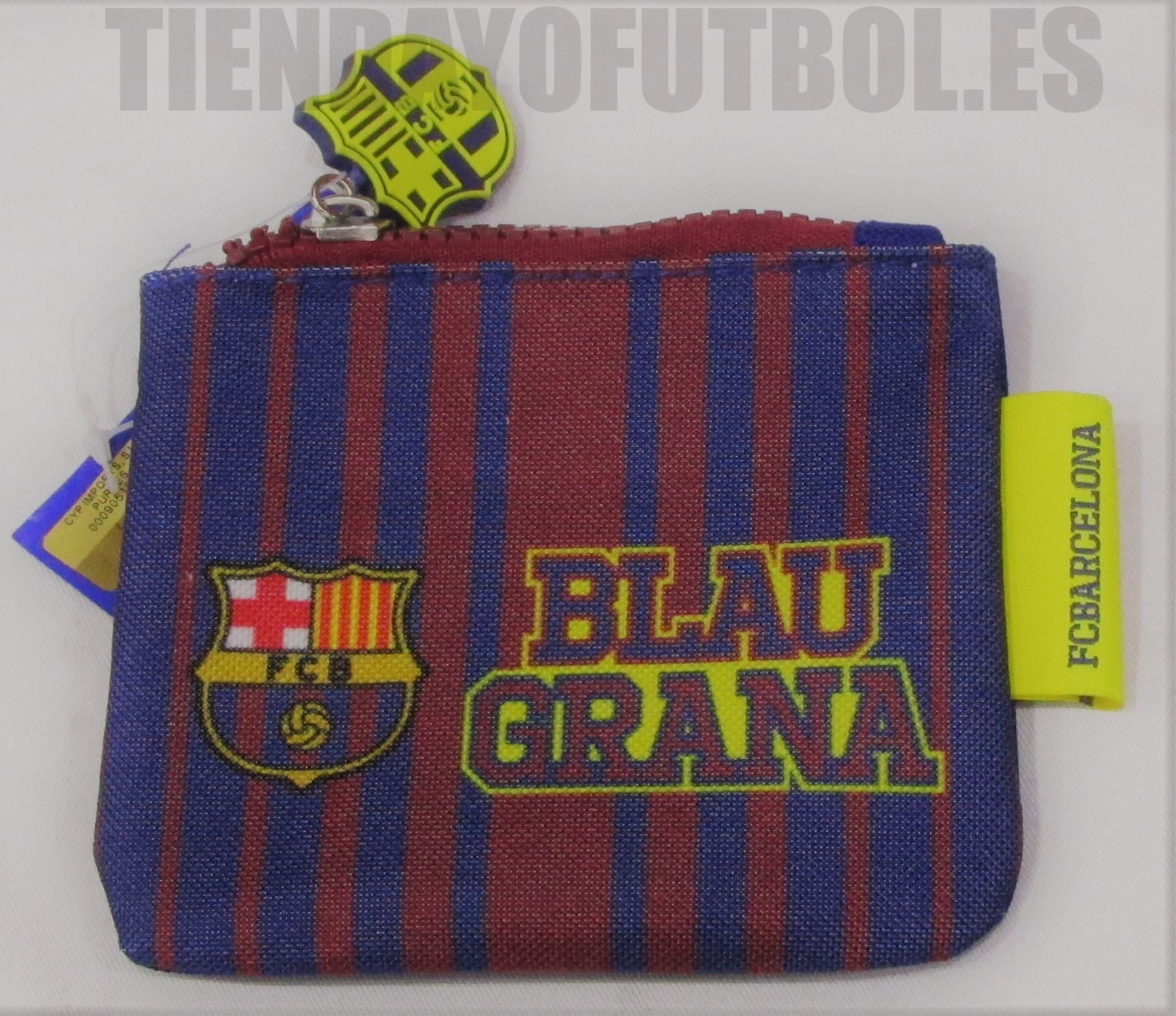 Monedero tela del Barça  bdafb1ae64b