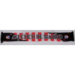 Bufanda oficial doble Atlético de Madrid