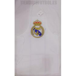 Delantal oficial Real Madrid CF Blanco