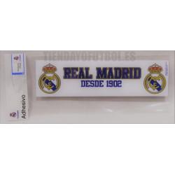 Pegatinas / adhesivo oficial Real Madrid