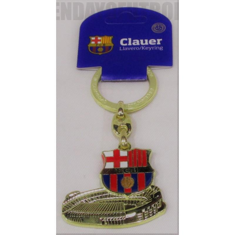 Llavero camp nou oficial FC Barcelona. Loading zoom 7e62a30f9da