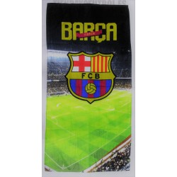 "Toalla oficial Playa FC Barcelona ""CAMP NOU"""