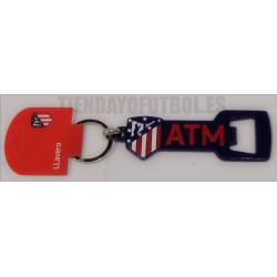 Llavero -abridor Oficial Atlético de Madrid ATM