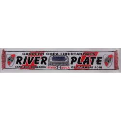 """Bufanda River """" Campeón copa Libertadores"""""""
