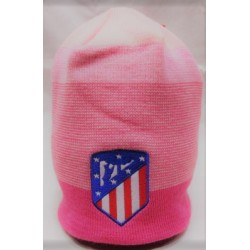 Gorro oficial rosa Atlético de Madrid