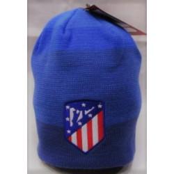 Gorro oficial azul Atlético de Madrid