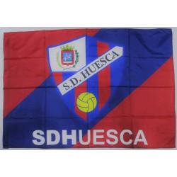 Bandera del S.D .Huesca.