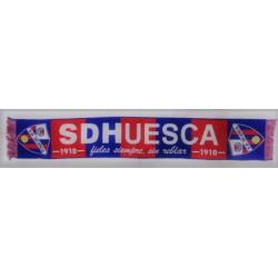 Bufanda del S.D .Huesca.