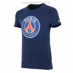 Camiseta oficial Paris Saint-Germain JR. paseo 2018/19 Nike