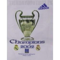 "Camiseta blanca Real Madrid La Novena Champions league ""Adidas """