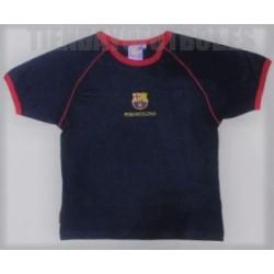Camiseta oficial Jr. Algodón FC Barcelona Nike