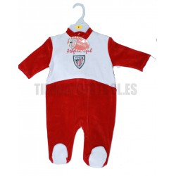 Pelele -pijama oficial Athletic Club de Bilbao