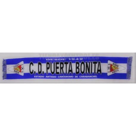 Bufanda Club Deportivo Puerta Bonita