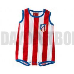 Ranita bebé Atlético de Madrid Rayas