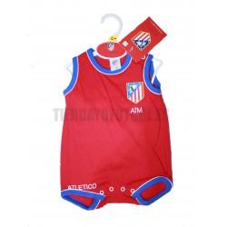 Ranita bebé oficial Atlético de Madrid Rojo 1a3a50d9b2ddb