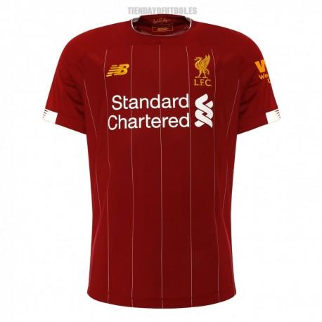 Camiseta oficial 1ª Liverpool New Balance 2019-20