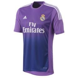 Camiseta oficial portero Jr. Real Madrid CF