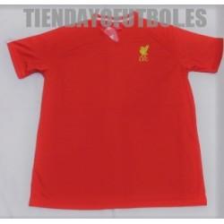 Camiseta oficial 1ª Liverpool
