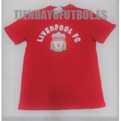 Camiseta oficial Liverpool algodón