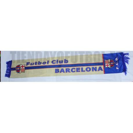 Bufanda del F.C.Barcelona-