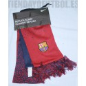 Bufanda oficial del FC Barcelona Doble Nike
