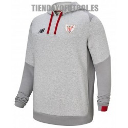 Sudadera capucha Athletic Club de Bilbao gris 2019/20 New Balance