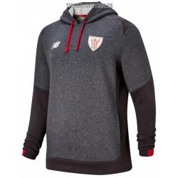 Sudadera capucha Athletic Club de Bilbao gris marengo 2019/20 New Balance