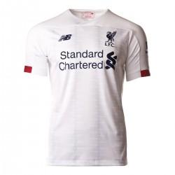 Camiseta oficial 2ª Liverpool 2019/20 New Balance