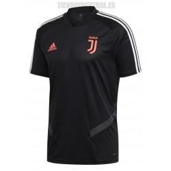 Camiseta oficial Entrenamiento Juventus adulto Adidas 2019/20 negra
